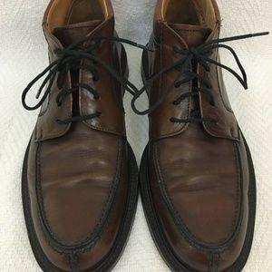 Mezlan Barletta Brown Apron Moc Toe Boots Mens 7 M